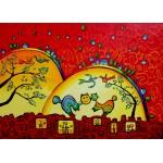 Grafika-Kids-01752 Pièces magnétiques - Anne Poiré & Patrick Guallino - Confidences