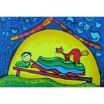 Grafika-Kids-01763 Pièces XXL - Anne Poiré & Patrick Guallino - Complices