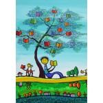 Grafika-Kids-01770 Anne Poiré & Patrick Guallino - D'une Feuille l'Autre