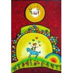 Grafika-Kids-01788 Pièces XXL - Anne Poiré & Patrick Guallino - Équilibre