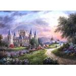 Grafika-Kids-01842 Pièces magnétiques - Dennis Lewan - Inverary Castle