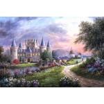 Grafika-Kids-01844 Pièces XXL - Dennis Lewan - Inverary Castle