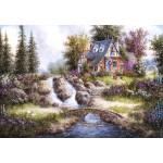 Grafika-Kids-01846 Dennis Lewan - Alpine Falls