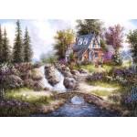 Grafika-Kids-01848 Dennis Lewan - Alpine Falls