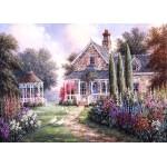Grafika-Kids-01872 Pièces magnétiques - Dennis Lewan - Elmira's Cottage