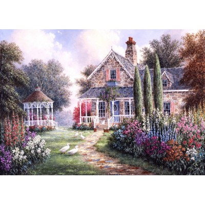 Grafika-Kids-01873 Dennis Lewan - Elmira's Cottage