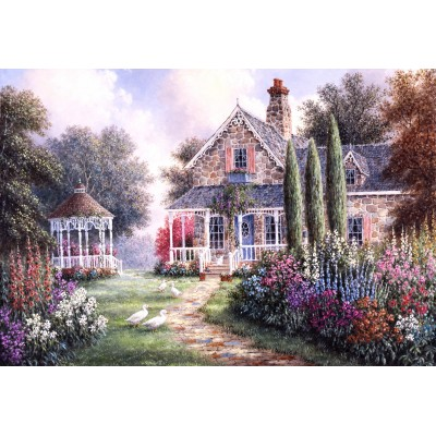 Grafika-Kids-01874 Pièces XXL - Dennis Lewan - Elmira's Cottage