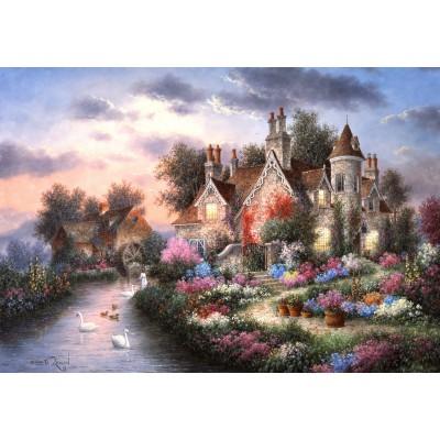 Grafika-Kids-01876 Dennis Lewan - Mill Creek Manor