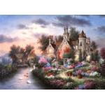 Grafika-Kids-01877 Pièces magnétiques - Dennis Lewan - Mill Creek Manor