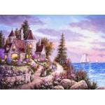 Grafika-Kids-01897 Pièces magnétiques - Dennis Lewan - Belle d'Amour