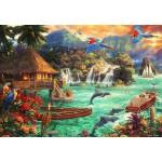 Grafika-Kids-02005 Chuck Pinson - Island Life