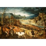 Grafika-Kids-02042 Brueghel Pieter - La Rentrée des Troupeaux, 1565