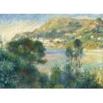 Grafika-Kids-02046 Auguste Renoir - Vue de Monte Carlo du Cap Martin