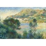 Grafika-Kids-02047 Auguste Renoir - Vue de Monte Carlo du Cap Martin
