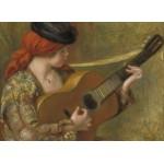 Grafika-Kids-02048 Auguste Renoir - Jeune Espagnole avec une Guitare