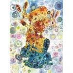 Grafika-Kids-02075 Sally Rich - Devon Hare Stack
