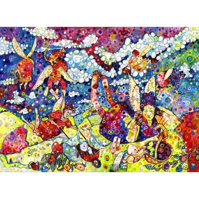 Grafika-Kids-02081 Sally Rich - Gardening Angels