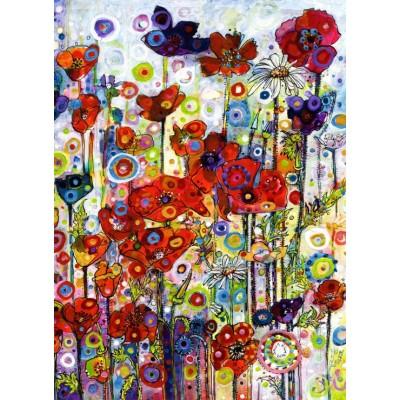 Grafika-Kids-02087 Sally Rich - Poppies