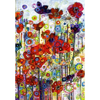 Grafika-Kids-02088 Sally Rich - Poppies