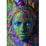 Grafika-00002 Face Art : Portrait de Femme