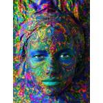 Grafika-00003 Face Art : Portrait de Femme