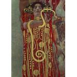 Grafika-00010 Gustav Klimt : Hygieia, 1900