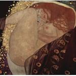 Grafika-00013 Gustav Klimt : Danaé, 1907-1908
