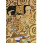 Grafika-00020 Gustav Klimt : L'attente (détail) 1905-1909