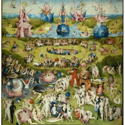 Grafika-00022 Jérôme Bosch : Le Jardin des Délices