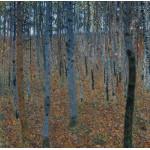 Grafika-00025 Gustav Klimt : Haut bois - 1902