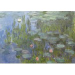 Grafika-00033 Claude Monet : Nymphéas, 1915
