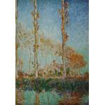 Grafika-00044 Claude Monet : Les Peupliers, 1891