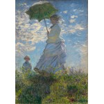 Grafika-00047 Claude Monet : La Femme à l'Ombrelle, 1875