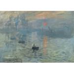 Grafika-00051 Claude Monet : Impression au Soleil Levant, 1872