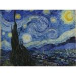Grafika-00060 Vincent Van Gogh : La Nuit étoilée, 1889
