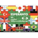 Grafika-00084 Ziko: Deutsche Esperanto Jugend