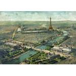 Grafika-00085 Vue Panoramique de l'Exposition Universelle de 1900
