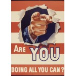 Grafika-00087 Affiche - Are You Doing All You Can ?