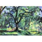 Grafika-00101 Paul Cézanne : Forêt, 1890