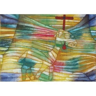 Grafika-00103 Paul Klee : L'Agneau, 1920