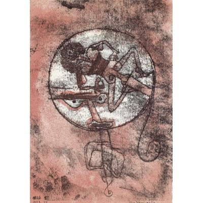 Grafika-00106 Paul Klee : Der Verliebte, 1923