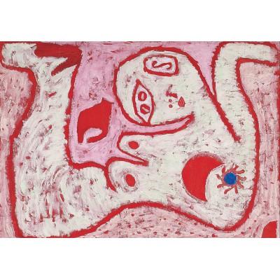 Grafika-00108 Paul Klee : Une Femme pour les Dieux, 1938