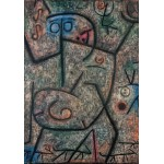 Grafika-00109 Paul Klee : Oh! les rumeurs!, 1939
