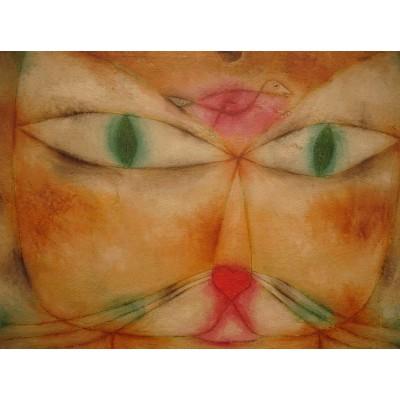 Grafika-00115 Paul Klee : Chat et Oiseau, 1928