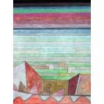 Grafika-00116 Paul Klee : Blick in das Fruchtland, 1932