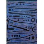 Grafika-00117 Paul Klee : Les Coups Héroïques de l'Arc, 1938