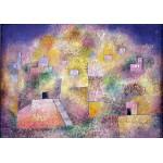 Grafika-00118 Paul Klee : Jardin d'agrément oriental, 1925