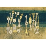 Grafika-00119 Paul Klee : Comédie, 1921