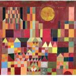 Grafika-00121 Paul Klee : Château et Soleil, 1928