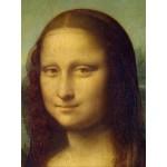 Grafika-00124 Léonard de Vinci : La Joconde (détail), 1503-1506